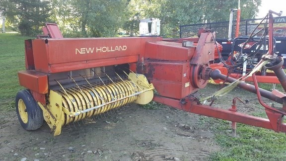 New Holland 320 Baler-Square For Sale