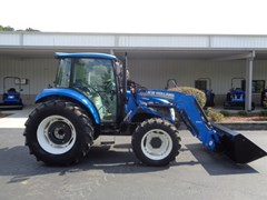 Tractor For Sale 2014 New Holland Powerstar T4.75 , 75 HP