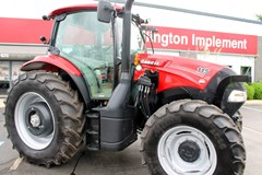 Tractor For Sale 2016 Case IH Maxxum 115 , 95 HP
