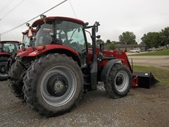 Tractor For Sale 2015 Case IH Maxxum 140   , 120 HP