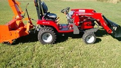 Tractor For Sale:  2017 Massey Ferguson GC1715