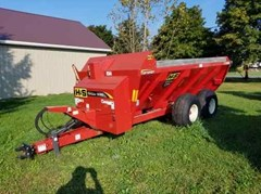 Manure Spreader-Dry/Pull Type For Sale 2012 H & S MS5120 V TANK