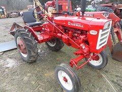 Tractor For Sale 1958 International F140