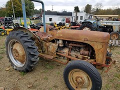 Tractor For Sale Massey Ferguson TO-20