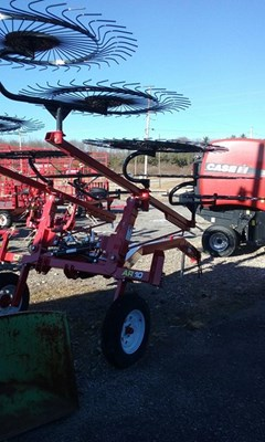 Hay Rake-Wheel For Sale 2015 H & S AR2110