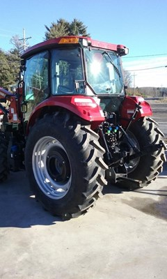 Tractor For Sale 2017 Case IH FARMALL 100C , 85 HP
