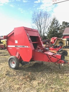 Baler-Round For Sale Massey Ferguson 1734