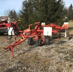Hay Rake For Sale Kuhn 6002 Double
