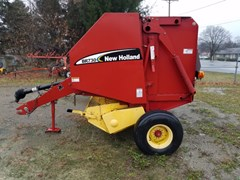 Baler-Round For Sale New Holland BR730