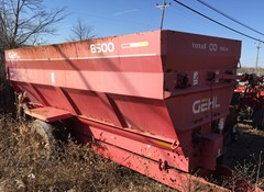 Feeder Wagon-Portable For Sale Gehl 8500 TMR Wagon