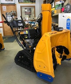 Snow Blower For Sale Cub Cadet 3x30 Track