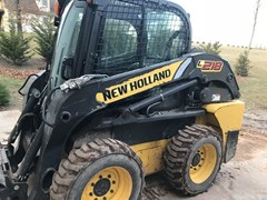 Skid Steer For Sale 2013 New Holland L218