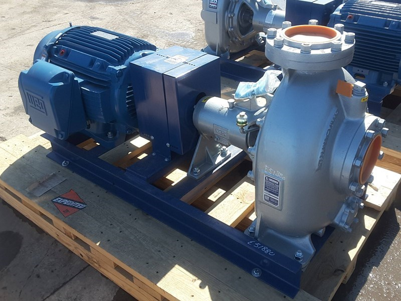 2018 Gorman-Rupp 06B20-B Pump For Sale