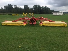 Mower Conditioner For Sale 2013 Pottinger X8
