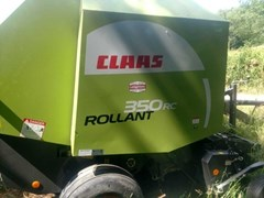 Baler-Round For Sale 2010 Claas 350RC