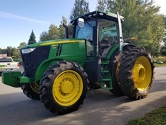 Tractor For Sale:  2013 John Deere 7260R , 260 HP