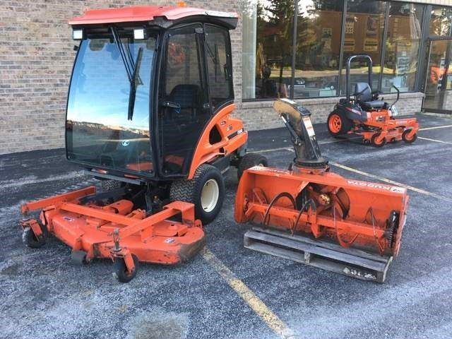 2002 Kubota F3060 Riding Mower For Sale