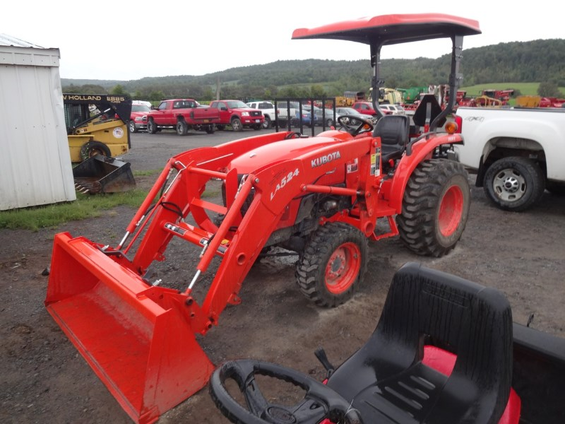 2014 Kubota L3800 Tractor - Compact For Sale
