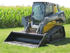 Skid Steer-Track For Sale 2016 John Deere 331G