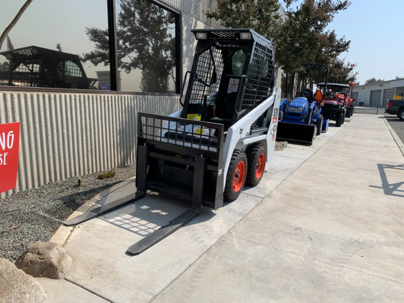 2018 Bobcat S70T4 Skid Steer For Sale » Bakersfield, Delano