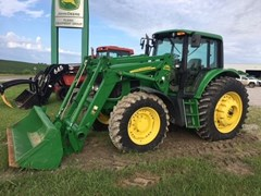 Tractor For Sale 2009 John Deere 7330 , 125 HP
