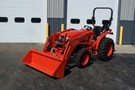 Tractor For Sale:   Kubota L2501HST , 25 HP