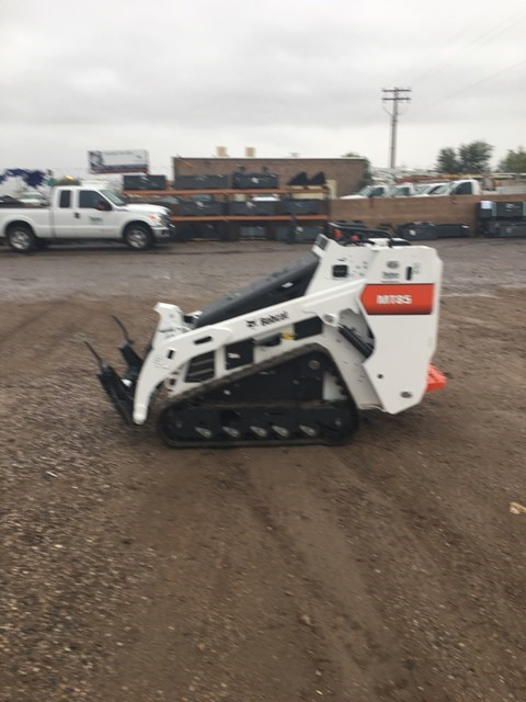 Bobcat MT85 Compact Loader-Stand On