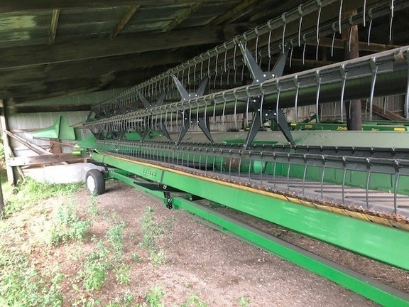 2013 John Deere 635FD Header-Draper/Flex For Sale