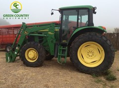 Tractor For Sale 2011 John Deere 7130 , 100 HP