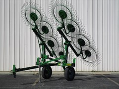 Hay Rake-Wheel For Sale 2010 Frontier WR3008