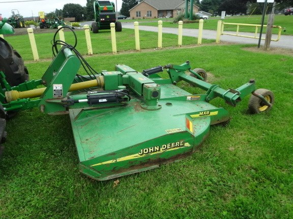 2001 John Deere MX8 Rotary Cutter For Sale