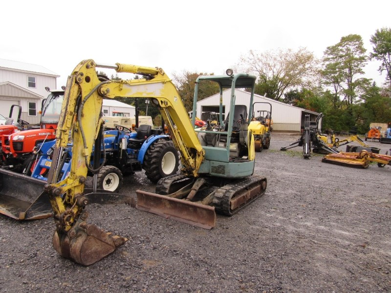 Yanmar VIO35-2 Excavator-Mini For Sale