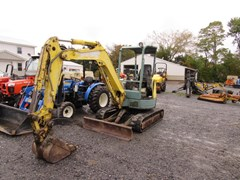 Excavator-Mini For Sale:   Yanmar VIO35-2