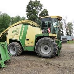 Forage Harvester-Self Propelled For Sale 2007 Krone BIG X V12