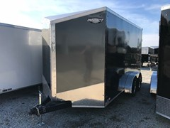 Cargo Trailer For Sale 2019 Impact Trailers TREMOR 7X14TA