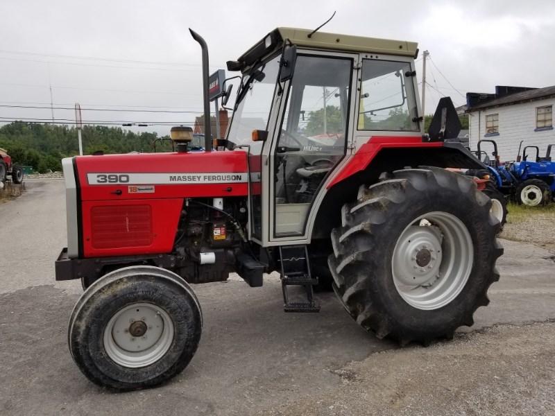 1995 Massey Ferguson 390 Tractor For Sale