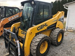 Skid Steer For Sale 2013 Gehl R260 , 70 HP
