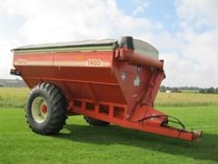 Grain Cart For Sale 2002 Killbros 1400