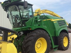 Forage Harvester-Self Propelled For Sale 2016 John Deere 8800