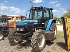Tractor - Utility For Sale 1997 New Holland 6640 , 85 HP
