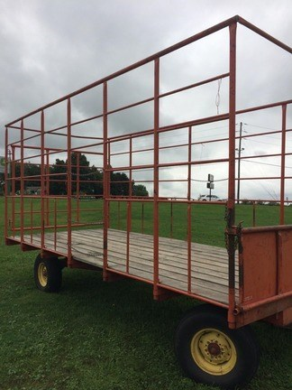 Bale King 8 X 16 Bale Accumulator For Sale