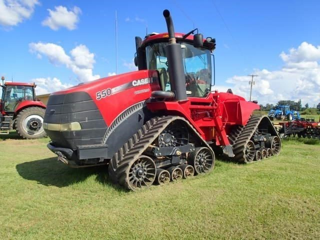 2013 Case IH STEIGER 550 QUADTRAC Tractor For Sale