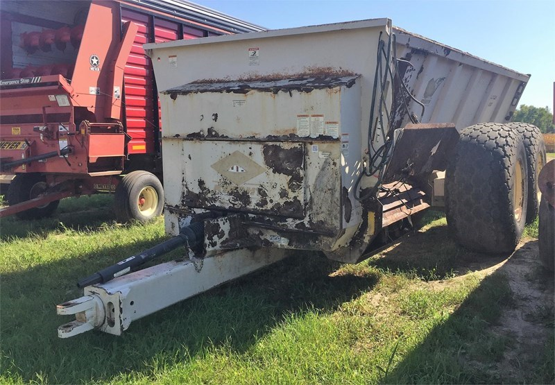 Kuhn Knight 8141 Manure Spreader-Dry For Sale