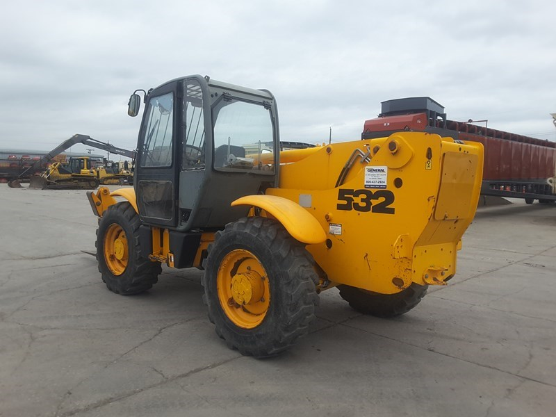 1997 JCB 532 Forklift For Sale