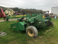 Mower Conditioner For Sale 1997 John Deere 945
