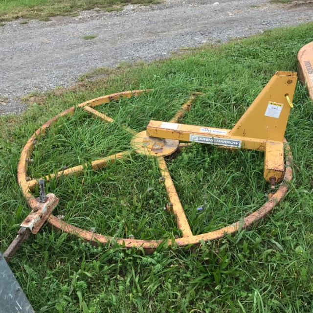 Misc 6 FT Disk Harrow For Sale