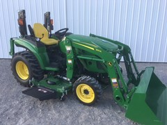 Tractor - Compact For Sale 2017 John Deere 2032R , 32 HP