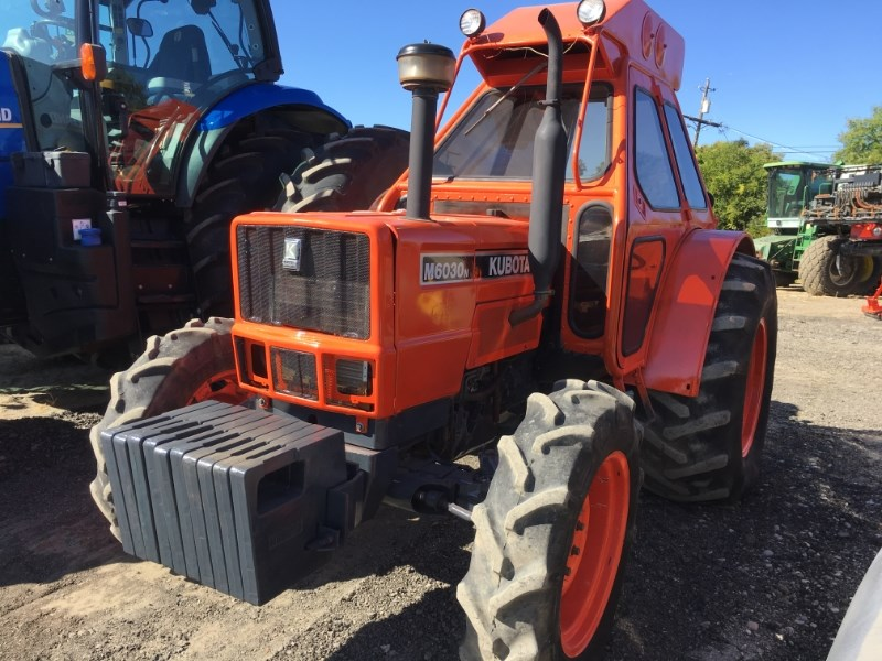 Kubota M6030DTN Tractor For Sale