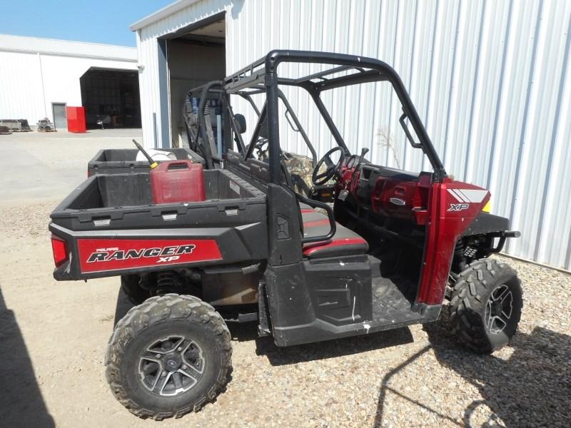 2013 Polaris Ranger 900 LE EPS Utility Vehicle For Sale
