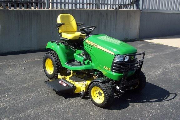 2012 John Deere X748 Riding Mower For Sale